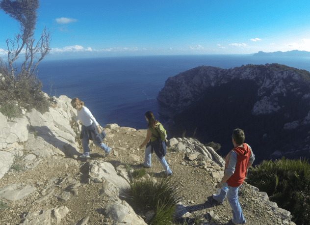 Excursión a pie a la Atalaya de Alcudia