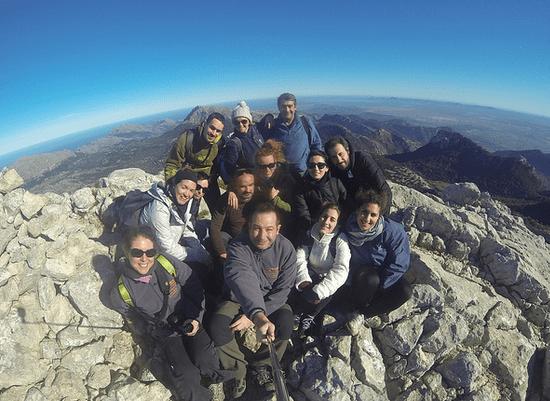 Excursión al Puig Galileu en Mallorca