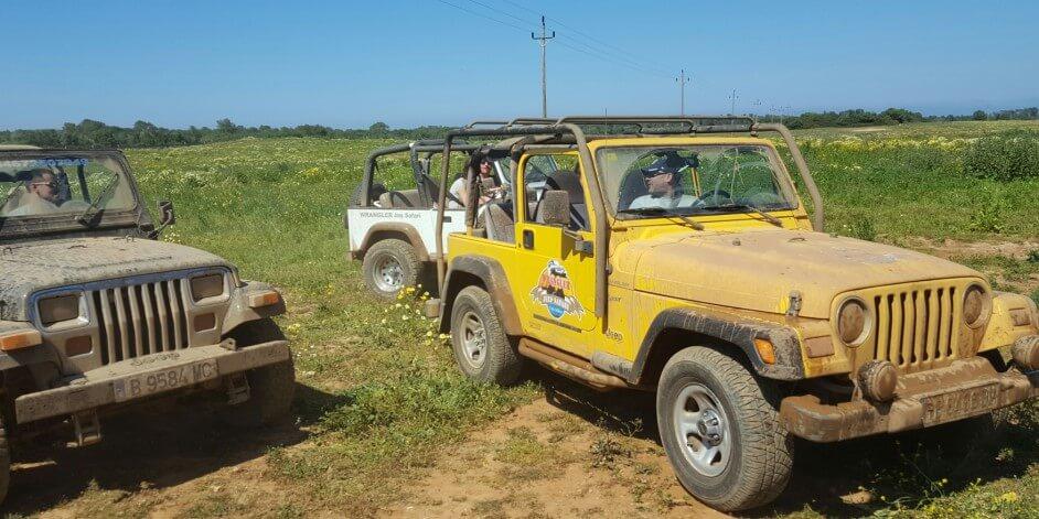 jeep mallorca