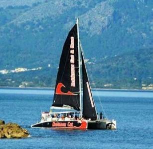 Las mejores excursiones en catamaran en Mallorca