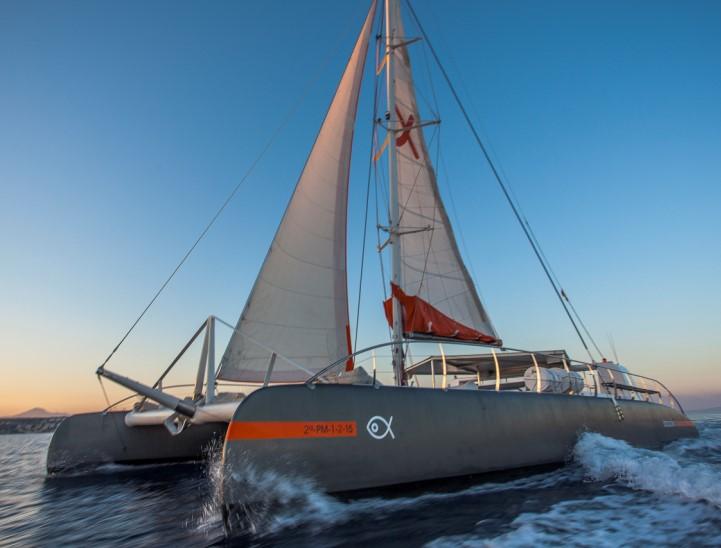 2 excursiones en catamaran desde Palma de Mallorca