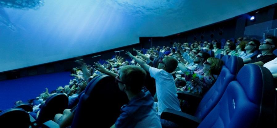 Aquadome en Palma aquarium
