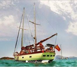 excursiones en velero en mallorca